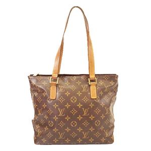 Auth Louis Vuitton Monogram Cabapiano M51148 Women's Shoulder Bag,Tote Bag