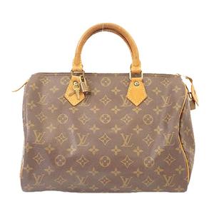 Auth Louis Vuitton Monogram M41108 Women's Handbag