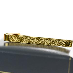 ダンヒル(Dunhill) メタル タイピン ゴールド