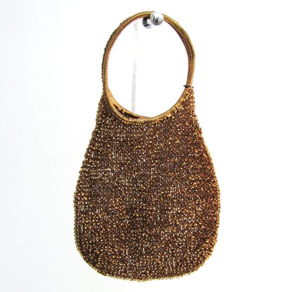 Anteprima Women's Wire Handbag Gold