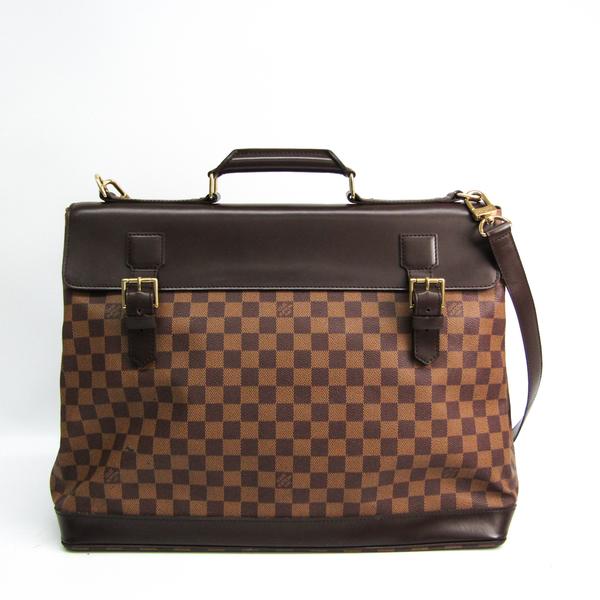Louis Vuitton Damier West End GM N41120 Unisex Boston Bag Ebene
