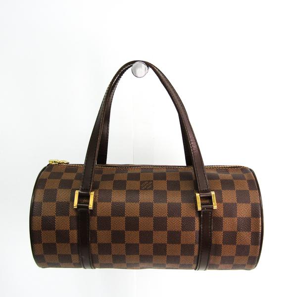 Louis Vuitton Damier Papillon 26 N51304 Women's Handbag Ebene