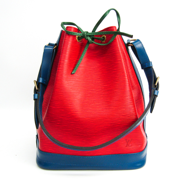 Louis Vuitton Epi Noe M44084 Women's Shoulder Bag Tricolor