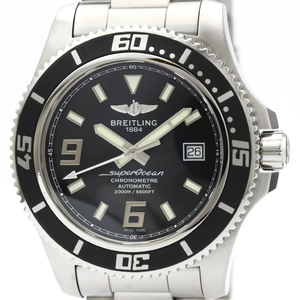 BREITLING Superocean 44 Steel Automatic Mens Watch A17391