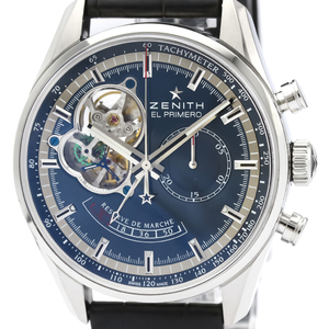 Zenith Chronomaster Automatic Stainless Steel Sports Watch 03.2085.4021