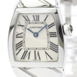Cartier Quartz Stainless Steel Women's Dress Watch W6600121