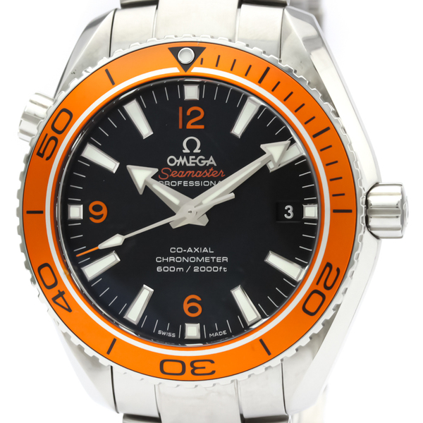 Omega Seamaster Automatic Stainless Steel Men's Sports Watch 232.30.42.21.01.002
