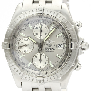 BREITLING Crosswind Chronograph Steel Automatic Watch A13355
