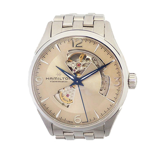 Hamilton Jazzmaster Open Heart Automatic Watch H3270512