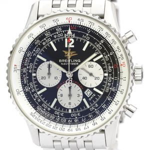 Breitling Navitimer Automatic Stainless Steel Men's Sports Watch A41322