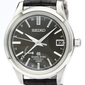 セイコー(Seiko) グランドセイコー スプリングドライブ ステンレススチール(SS) メンズ ドレスウォッチ SBGE027(9R66-0AL0)