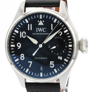 IWC Pilot Watch Automatic Stainless Steel Men's Sports Watch IW500912