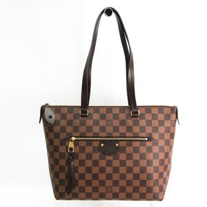 ルイ・ヴィトン(Louis Vuitton) ダミエ イエナPM N41012 レディース トートバッグ エベヌ