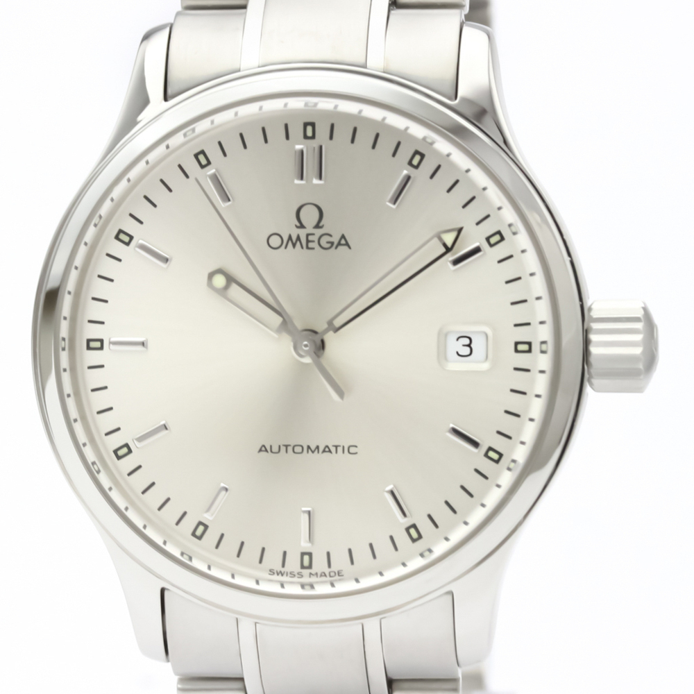 Omega Classic Automatic Stainless Steel Men's Dress Watch 5203.30