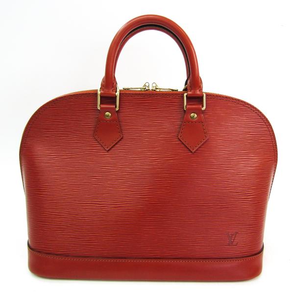 ルイ・ヴィトン(Louis Vuitton) エピ アルマ M52143 ハンドバッグ ケニアンブラウン