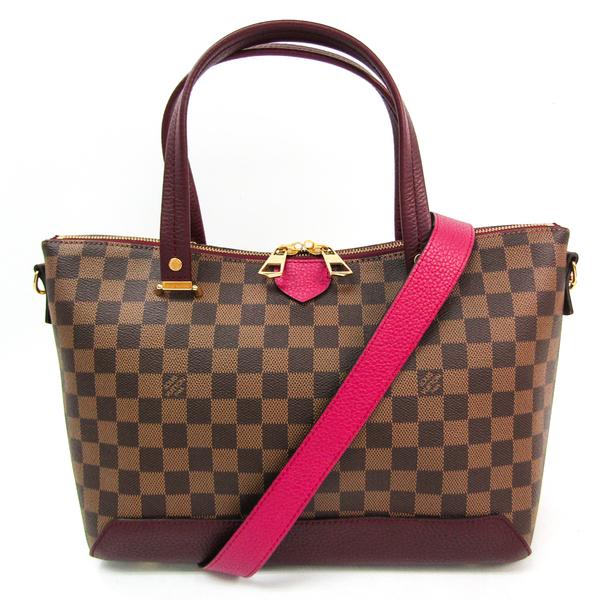 ルイ・ヴィトン(Louis Vuitton) ダミエ ハイドパーク N41015 レディース ハンドバッグ ダミエ,フューシャ