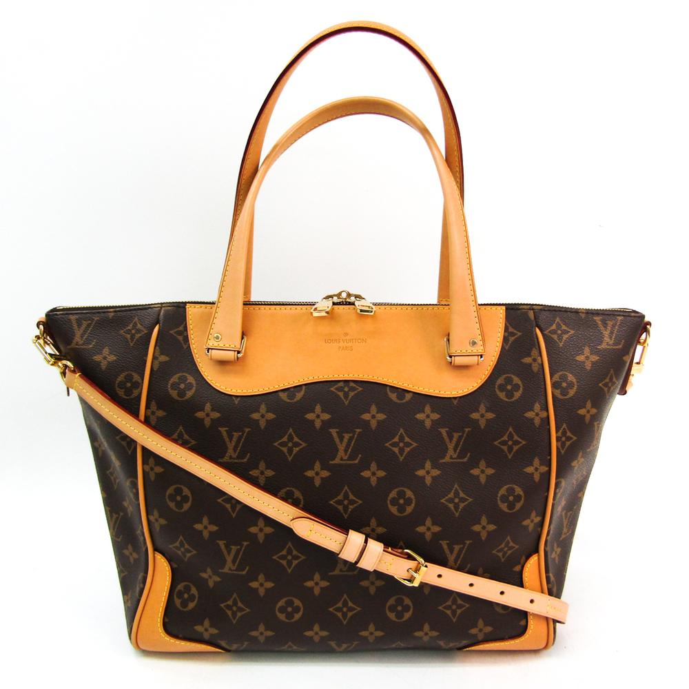 Louis Vuitton Monogram Estrela M51191 Women's Tote Bag Monogram