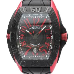 Franck Muller Conquistador Automatic Titanium Men's Sports Watch 8900SC DT GPG