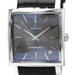 Zenith Automatic Stainless Steel Men's Dress Watch 03.1965.670