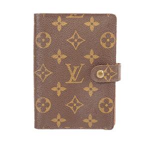 ルイヴィトン 手帳カバー モノグラム アジェンダPM  R20005