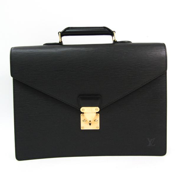 ルイ・ヴィトン(Louis Vuitton) エピ セルヴィエット・コンセイエ M54422 ブリーフケース ノワール
