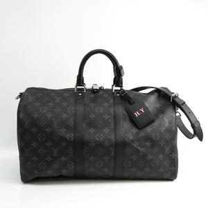 ルイ・ヴィトン(Louis Vuitton) モノグラム・エクリプス キーポル・バンドリエール 45 M40569 メンズ ボストンバッグ モノグラムエクリプス