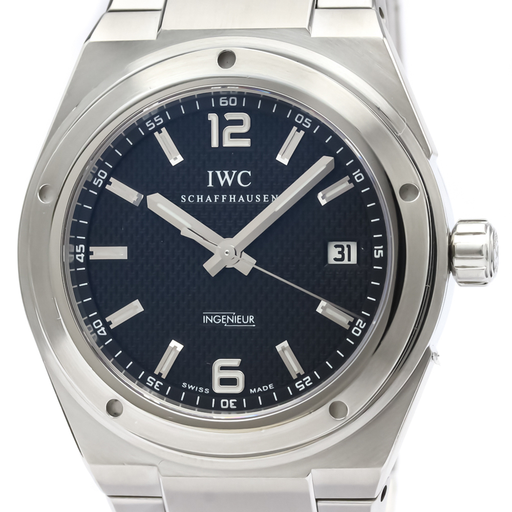 IWC Ingenieur Stainless Steel Automatic Mens Watch IW322701