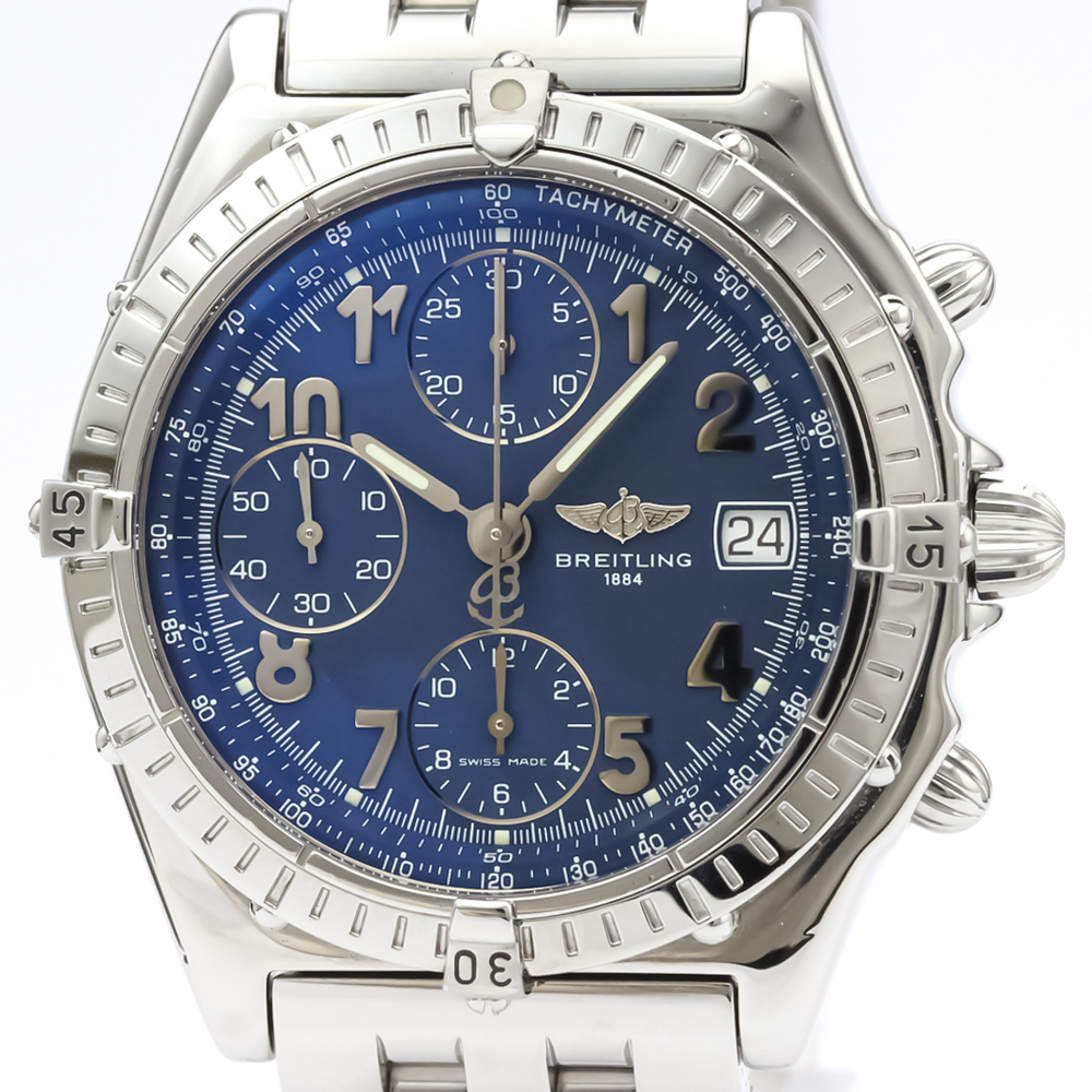 Breitling Chronomat Automatic Stainless Steel Men's Sports Watch A13050.1