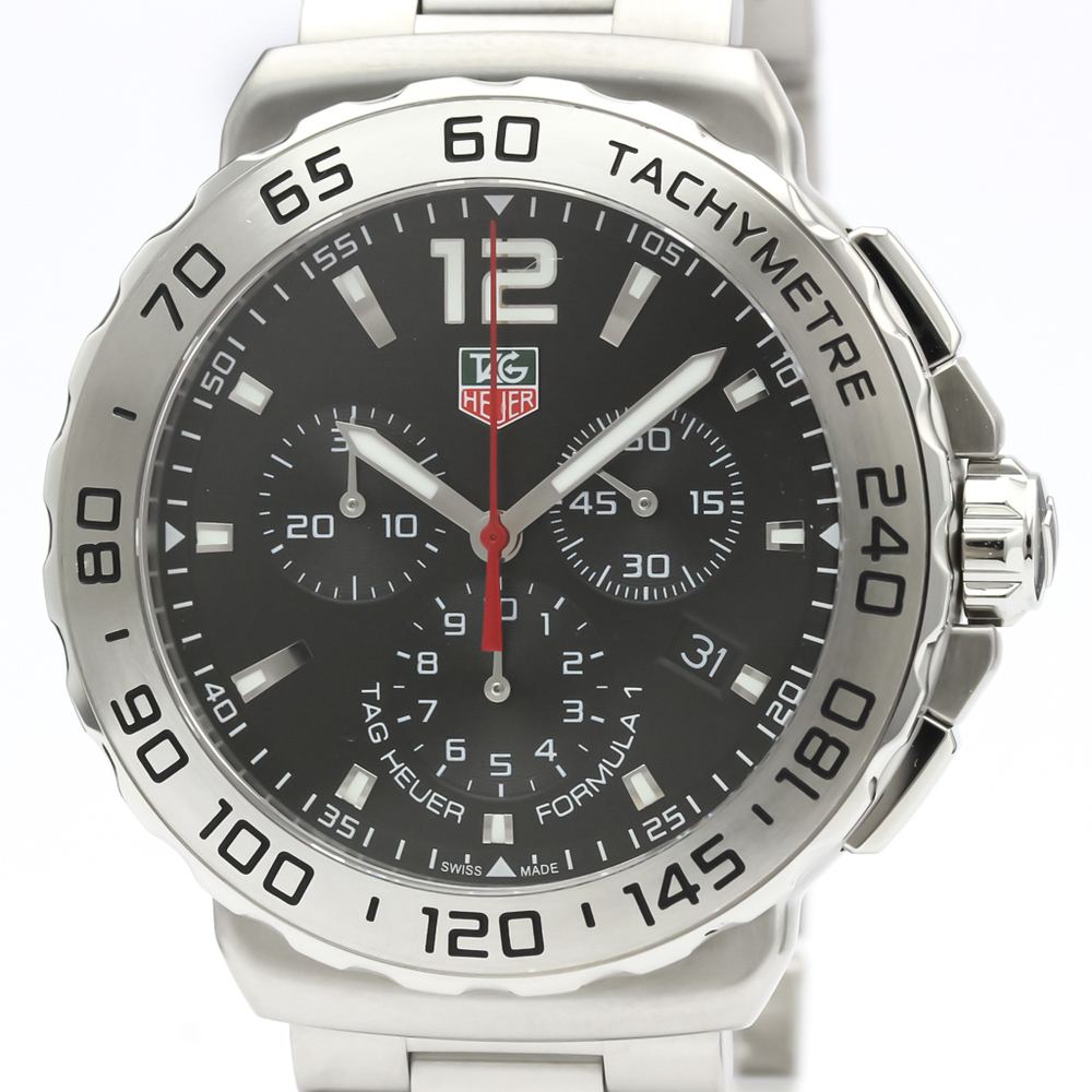 Tag Heuer Formula 1 Quartz Stainless Steel Men's Sports Watch CAU1112