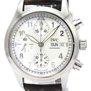 IWC Spitfire Automatic Stainless Steel Men's Sports Watch IW370623