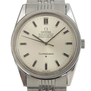 OMEGA Constellation Chronometer Cal 712 Steel Automatic Mens Watch
