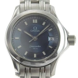 OMEGA Seamaster 120M Steel Quartz Ladies Watch 2571.92