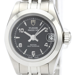 Tudor Princess Date Automatic Stainless Steel Women's Dress Watch 92500