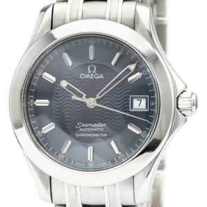 OMEGA Seamaster 120M Chronometer Automatic Mens Watch 2501.81