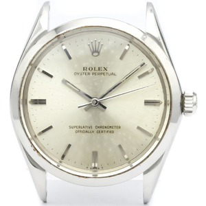 Rolex Oyster Perpetual Automatic Stainless Steel Men's Dress Watch 1002