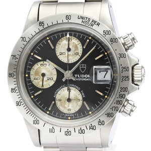 Tudor Chrono Time Automatic Stainless Steel Men's Sports Watch 94300
