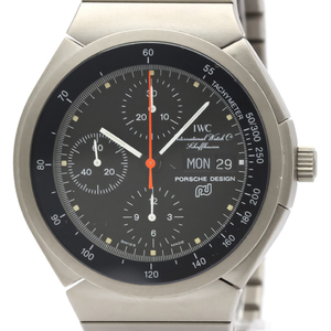IWC Porsche Design Automatic Titanium Men's Sports Watch