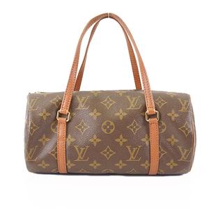 Auth Louis Vuitton MonogramPapillon 26 M51366 Women's Handbag