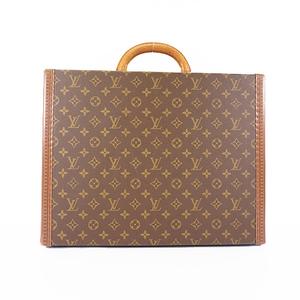 Auth Louis Vuitton Monogram Cotteville 45 M21423 Suitcase