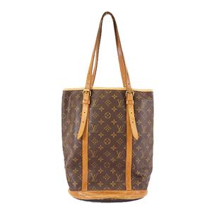 Auth Louis Vuitton Monogram Bucket GM  M42236 Women's Shoulder Bag,Tote Bag
