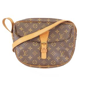 Auth Louis Vuitton Monogram Jeune Fille M51226 Women's Shoulder Bag