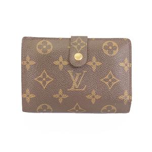 Auth Louis Vuitton Monogram M61674 Women's  Wallet (bi-fold)