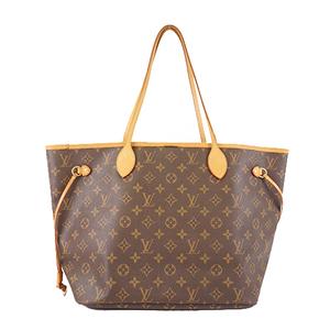 Auth Louis Vuitton Monogram Neverfull MM  M40156 Women's Shoulder Bag,Tote Bag