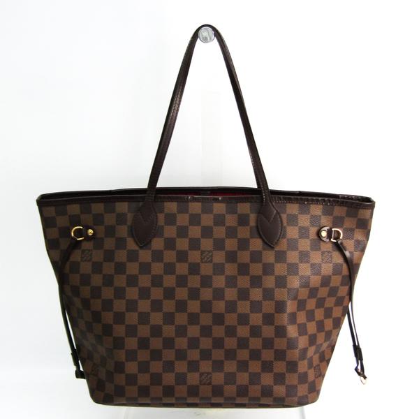 Louis Vuitton Damier Neverfull MM N51105 Women's Tote Bag Ebene