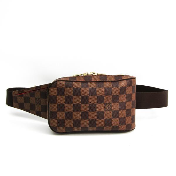 Louis Vuitton Damier Geronimos N51994 Men's Shoulder Bag,Sling Bag Ebene