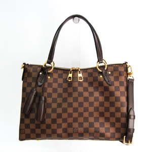 ルイ・ヴィトン(Louis Vuitton) ダミエ リミントン N40023 レディース ハンドバッグ,ショルダーバッグ エベヌ