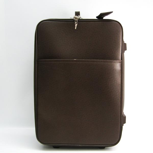 Louis Vuitton Taiga Suitcase Grizzly Pegas 55 M23313