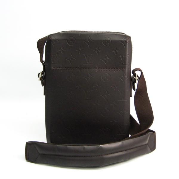 Louis Vuitton Monogram Glace Bobby M46520 Women's Shoulder Bag Coffee