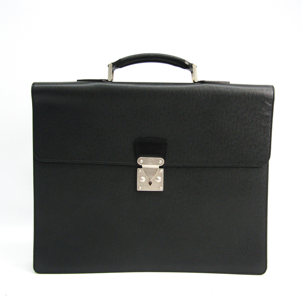 Louis Vuitton Taiga Moscow M30032 Men's Briefcase Ardoise