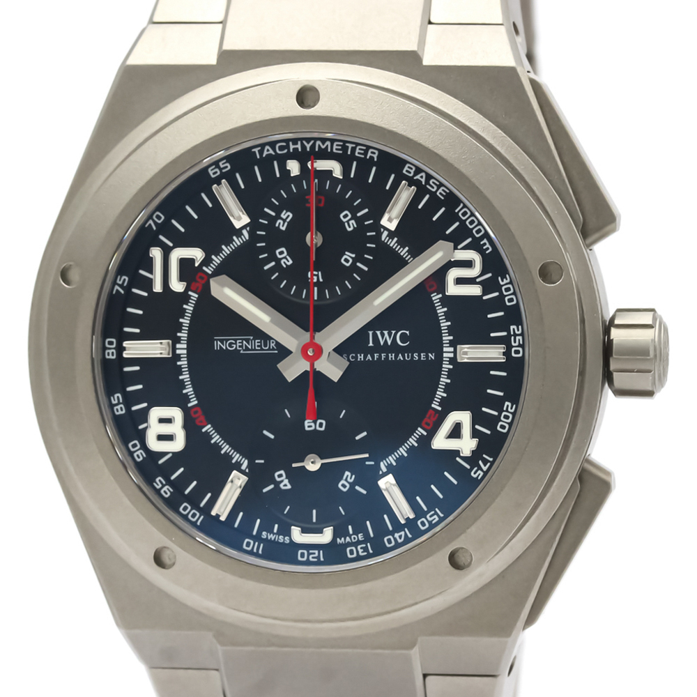IWC Ingenieur Automatic Titanium Men's Sports Watch IW372503